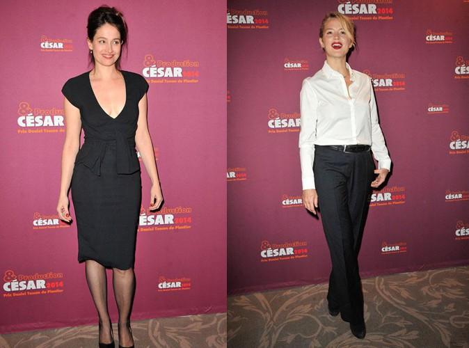 Marie Gillain et Virginie Efira : les stars du tapis rouge ce sont elles !
