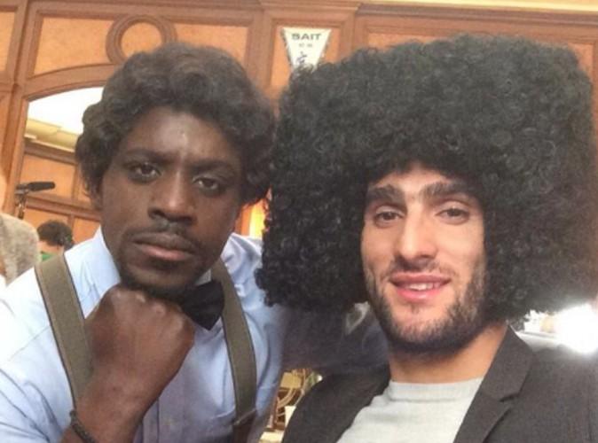 Marouane Fellaini : son improbable nouvelle coupe de cheveux !