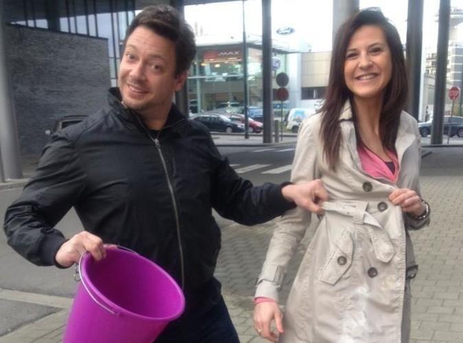 Michaël Dufour prend une douche avec Daniela Prepeliuc !