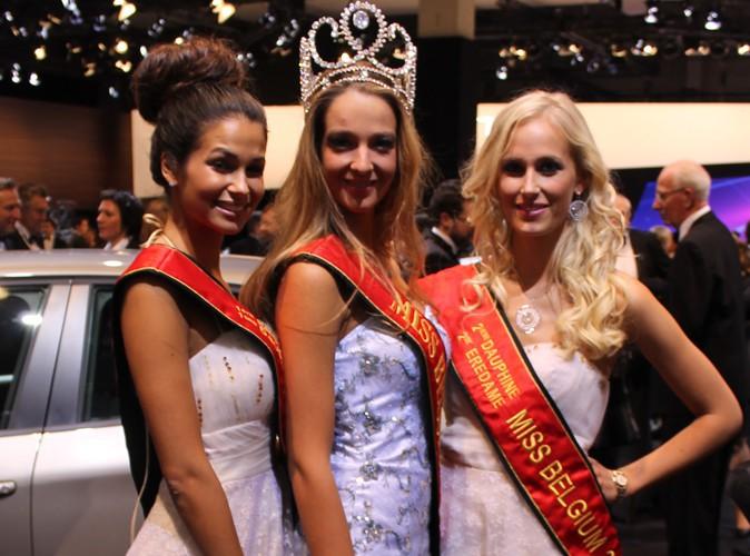 Miss Belgique 2014 : sa première sortie officielle !