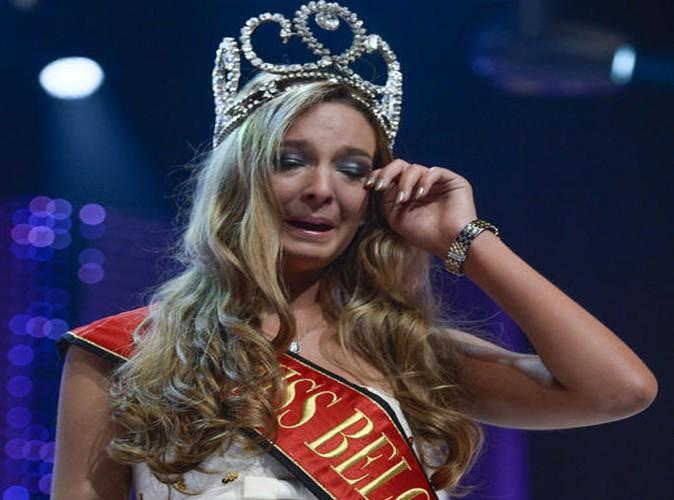 Miss Belgique : encore un coup dur !
