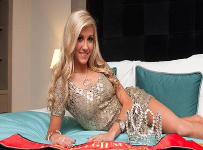 Noémie Happart : participer à Miss Monde la fait flipper !