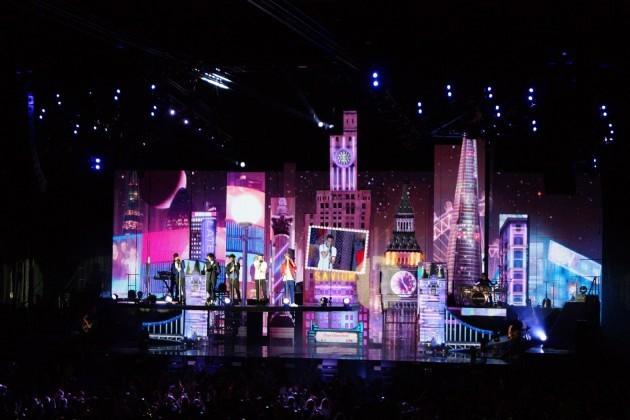 One Direction : Un concert légendaire … mais pas pour tout le monde !