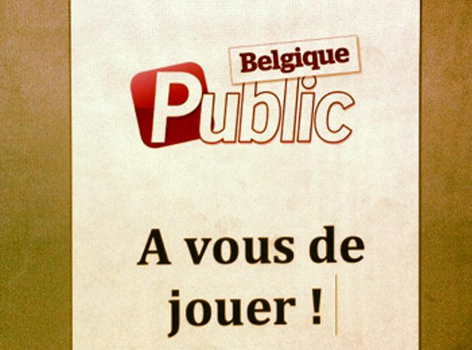 Public Belgique : nos journalistes du moment c'est vous !