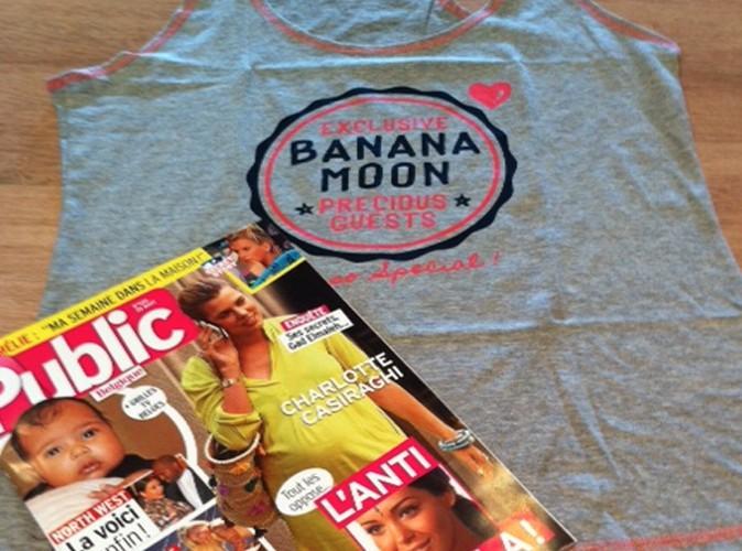 Public Belgique t'offre un ensemble Banana Moon !