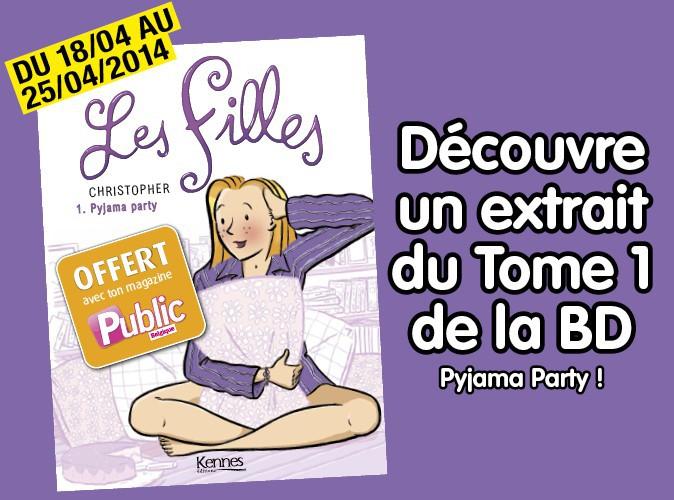 Public Belgique : un nouveau cadeau t'attend avec ton magazine préféré !