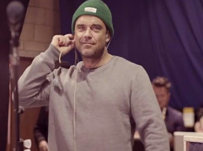 Robbie Williams s'installe à Bruxelles !