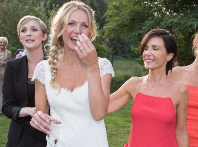 Sandrine Corman : récit de son mariage de rêve dans ton nouveau numéro !