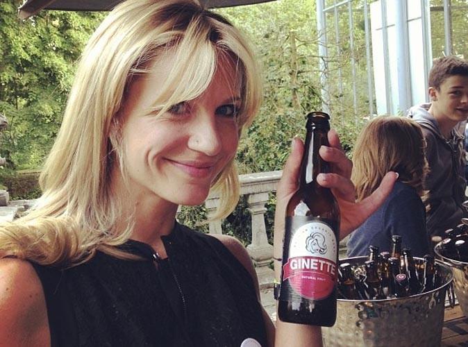 Sandrine Corman : une tenniswoman fan de bière !