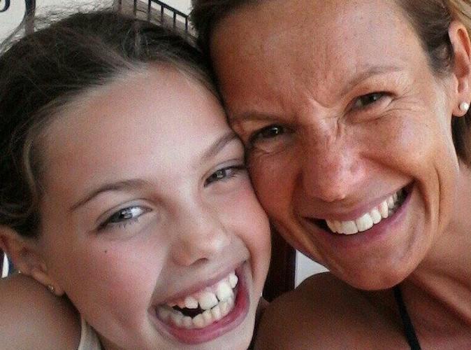 Sandrine Dans : sa fille star d'une campagne publicitaire !