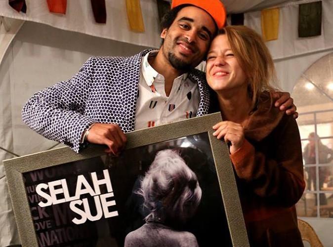 Selah Sue nage dans le bonheur !