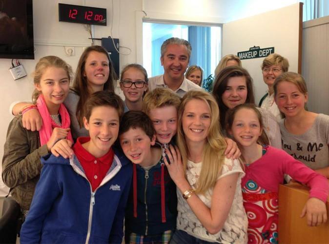Sophie Pendeville : visite surprise dans les bureaux d' RTL house!