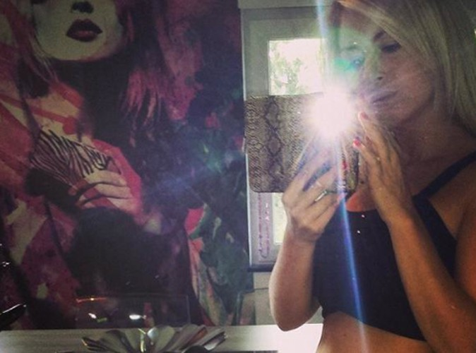 Stéphanie Clerbois : baby boom !