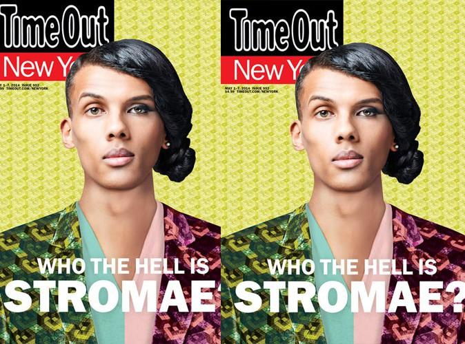 Stromae : il fait la couverture d'un magazine américain !
