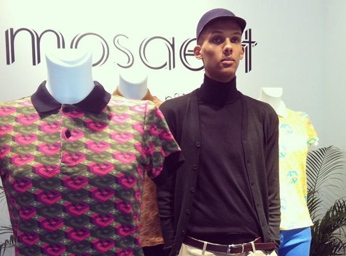 Stromae : il sort sa ligne de vêtements « Mosaert » !