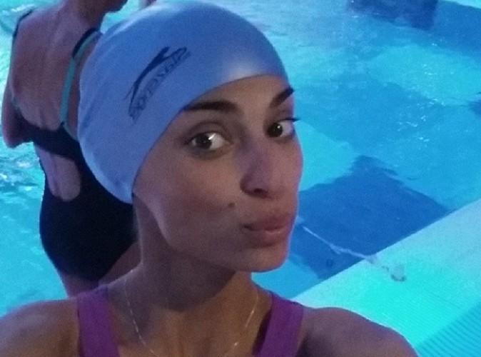 Tatiana Silva : elle fait plouf !