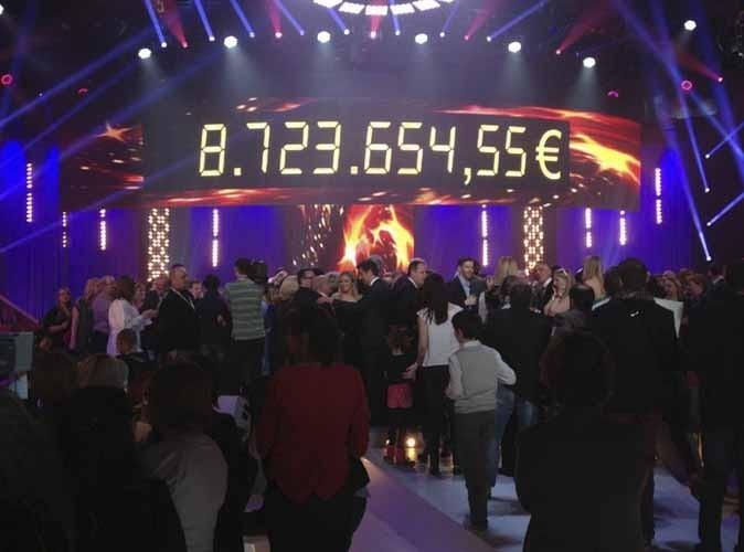 Télévie : Record battu !