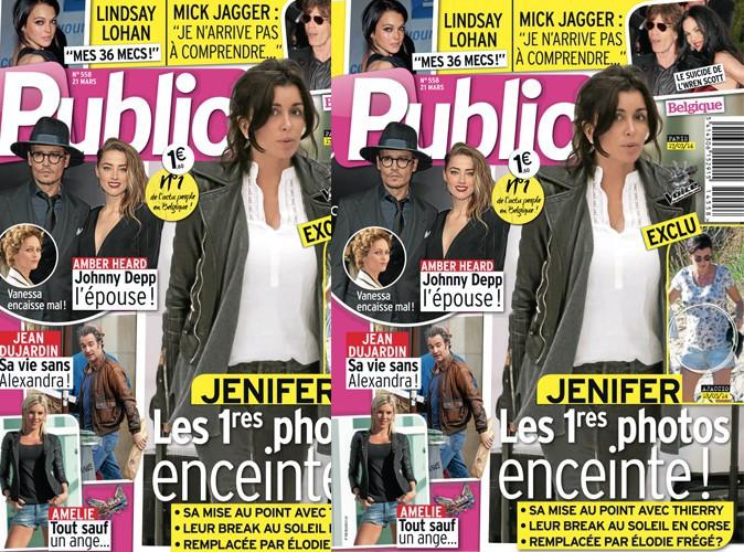 Toutes les photos de Jenifer enceinte et bien plus encore ? C'est dans ton Public Belgique !
