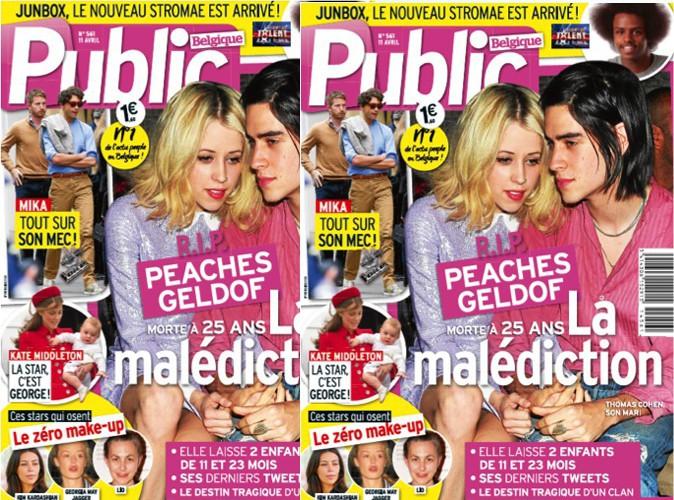 Tu veux découvrir tes stars préférées sans make-up ? Alors rendez-vous dans ton magazine Public Belgique !