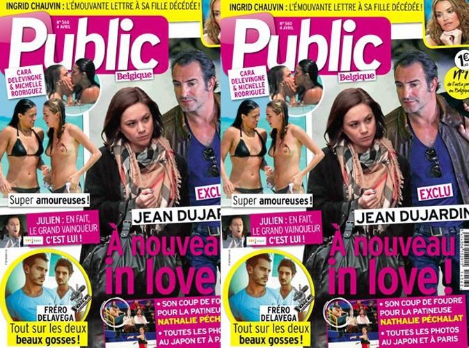 Tu veux tout savoir sur tes couples de stars préférés ? C'est cette semaine dans ton magazine Public Belgique !