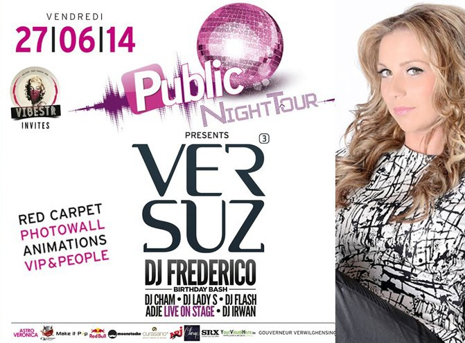 Veronica: LA star du Public Night Tour !