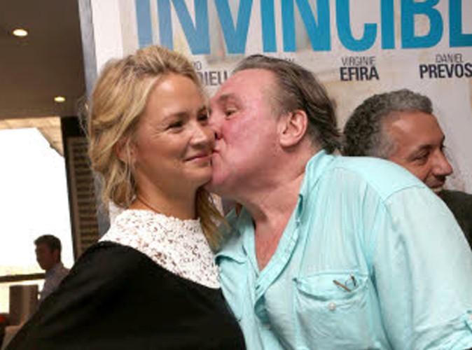 Virginie Efira et Gérard Depardieu : une « invincible » complicité !