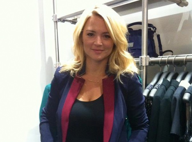Virginie Efira : rayonnante chez Marc by Marc Jacobs à Bruxelles !