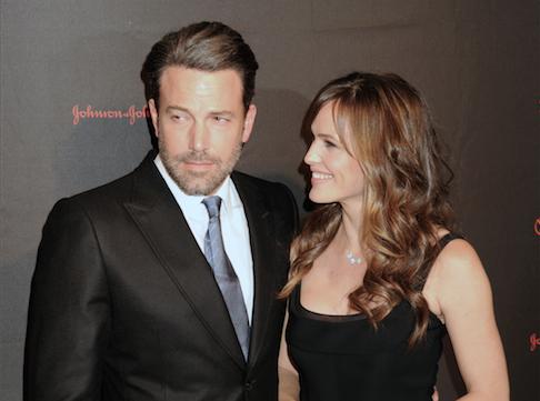 Ben Affleck : déguisé en Batman, il fait craquer Jennifer Garner !
