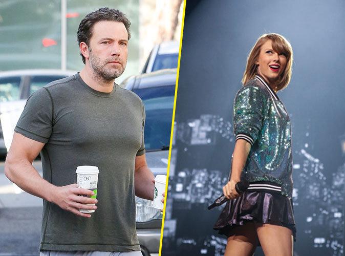 Ben Affleck : ses filles sont totalement fans de Taylor Swift !