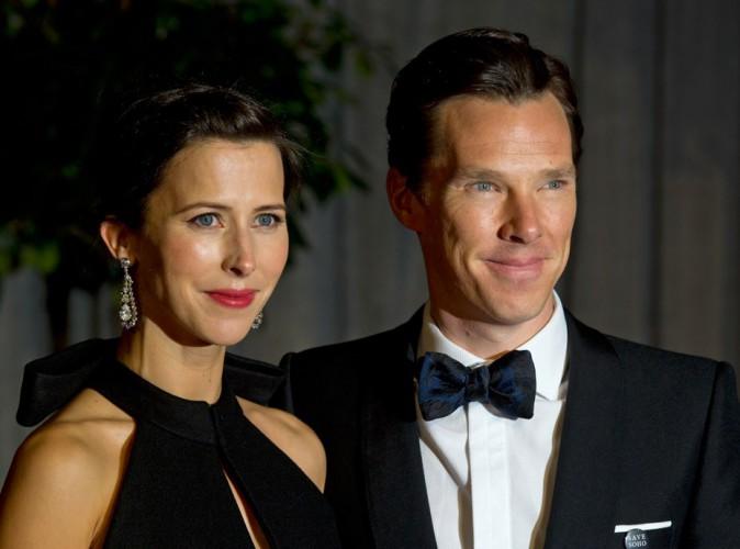 Benedict Cumberbatch : bientôt papa, il a épousé Sophie Hunter !