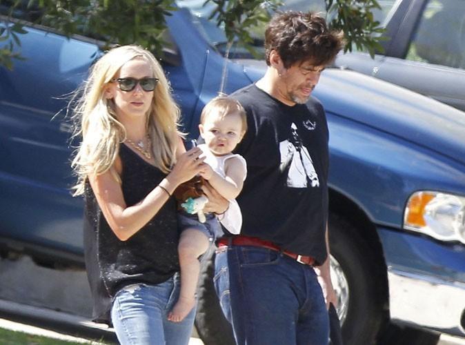 Benicio Del Toro est un papa responsable pour la fille de Kimberly Stewart !
