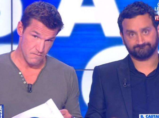 """Benjamin Castaldi : lassé d'entendre Cyril Hanouna et ses """"pseudo snipers"""" !"""