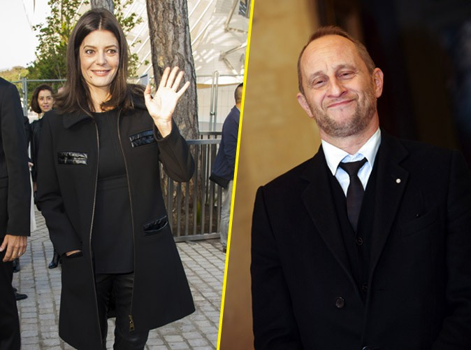 Benoît Poelvoorde : il officialise son couple avec Chiara Mastroianni !