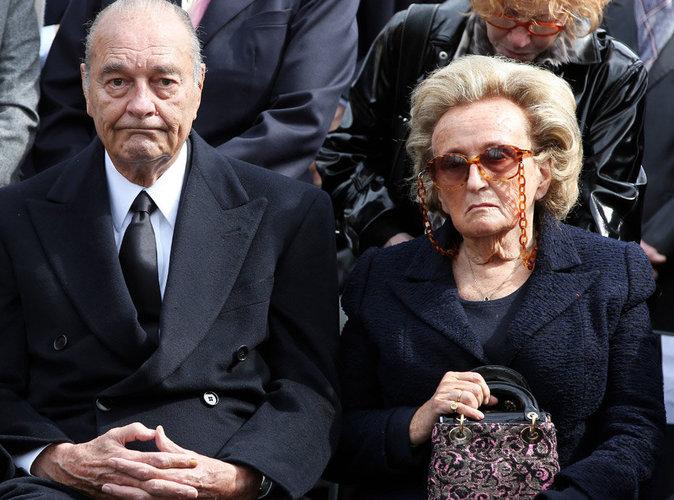 Bernadette Chirac évoque l'état de santé de Jacques Chirac et se prépare déjà au pire...