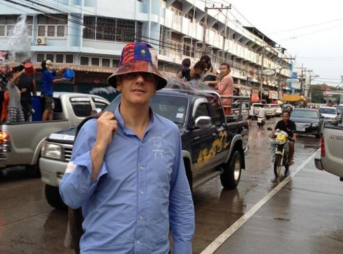 Bernard de la Villardière : monsieur investigation en Thaïlande !