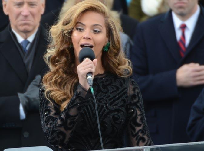 Beyoncé : a-t-elle chanté en playback à l'investiture de Barack Obama ? La polémique enfle !