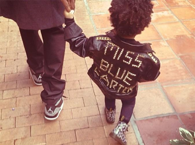 Beyoncé : Blue Ivy dégaine le veston à son nom !
