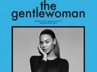 Beyoncé : chic et smart sur la une du magazine hype The Gentlewoman !