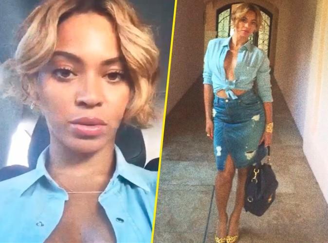 Beyoncé : elle nous aguiche sur la toile !