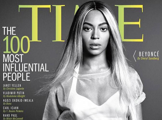 Beyoncé : elle s'offre la une du Time en tant que l'une des 100 personnalités les plus influentes du monde !