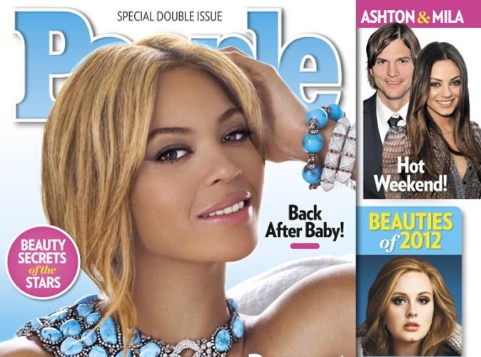 Beyonce élue plus belle femme du monde par le magazine People !