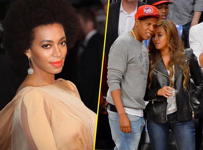 """Beyoncé et Jay-Z : """"Ils sont habitués aux scandales de Solange"""" !"""