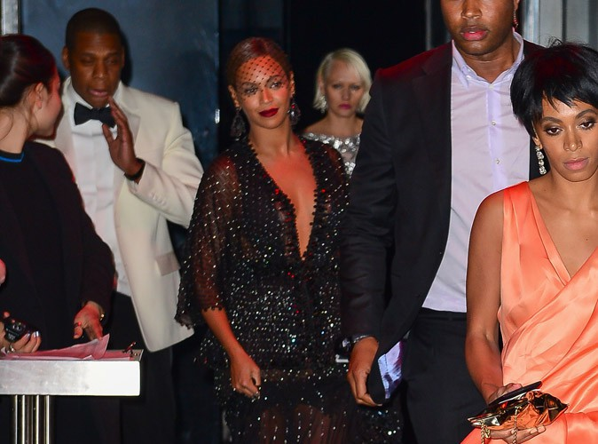 Beyoncé, Jay-Z et Solange Knowles : ils s'expriment enfin pour la première fois sur le scandale de l'ascenseur !
