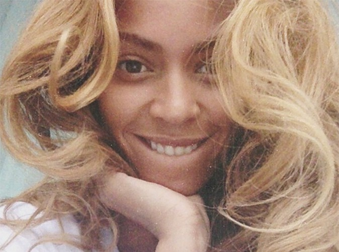Beyoncé : la Queen du selfie sans make-up, c'est elle !