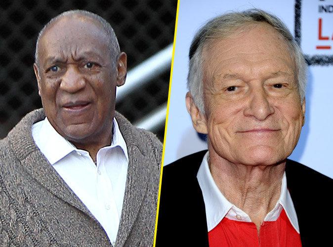 Bill Cosby entraîne Hugh Hefner dans sa chute