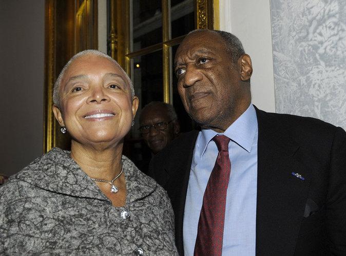 Bill Cosby perd le soutien de sa femme