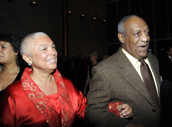Bill Cosby : sa femme n'a jamais lu la déposition qui l'incrimine