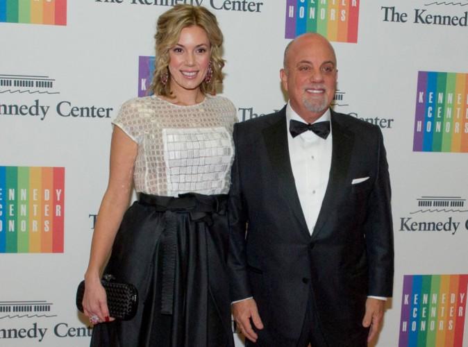 Billy Joel : Papa pour la deuxième fois à l'âge de 66 ans !