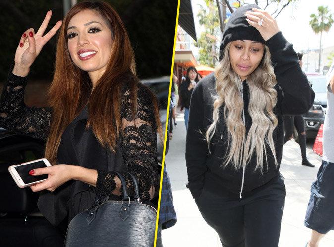 Blac Chyna a une nouvelle ennemie ... et ce n'est pas une Kardashian !