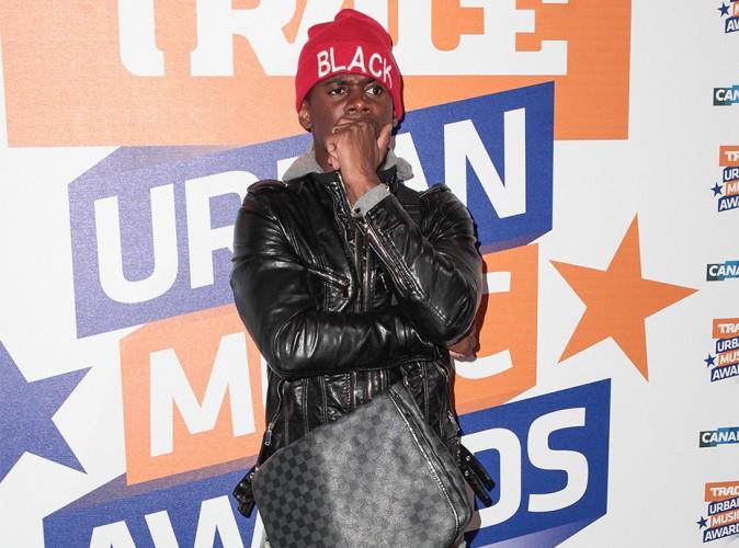 """Black M : méchamment taclé par Stéphanie Loire, son single qualifié de """"bouse"""" !"""